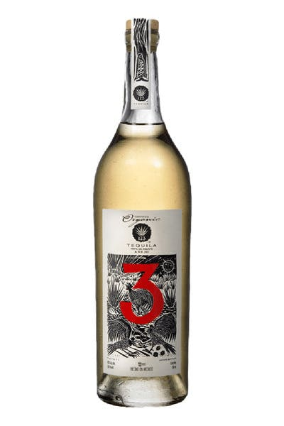 123 Certified Organic Tequila Anejo