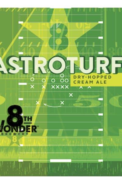 8th Wonder Astro Turf Cream Ale