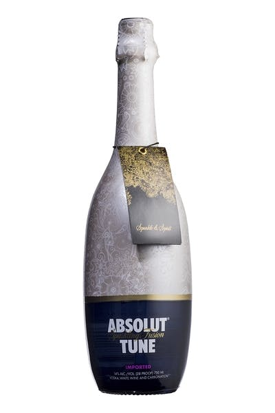 Absolut Tune Sparkling Fusion