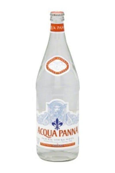 Acqua Panna Spring Water Glass