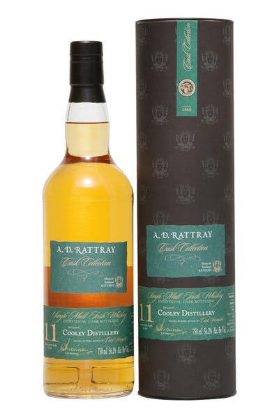 A.D. Rattray Cooley 11 Yr