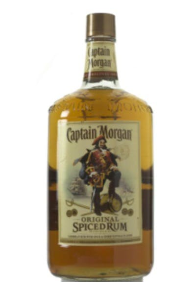 Admiral Nelson Spiced Rum Pet
