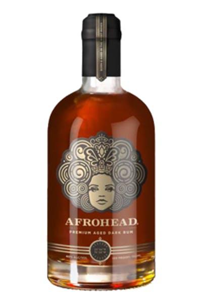 Afrohead Rum 7 Year