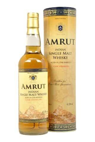 Amrut Cask Strength