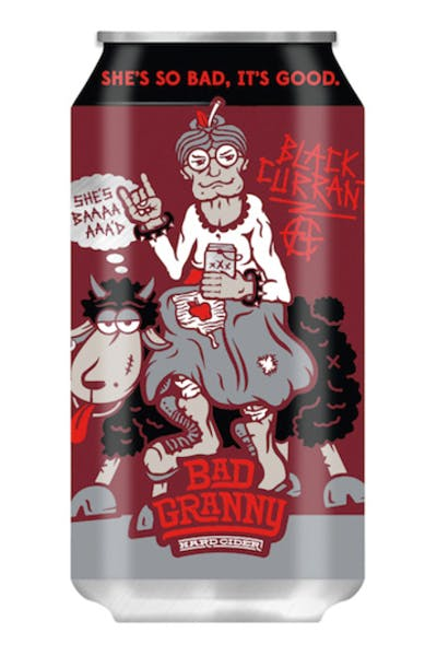 Bad Granny Black Currant Black Currant Cider