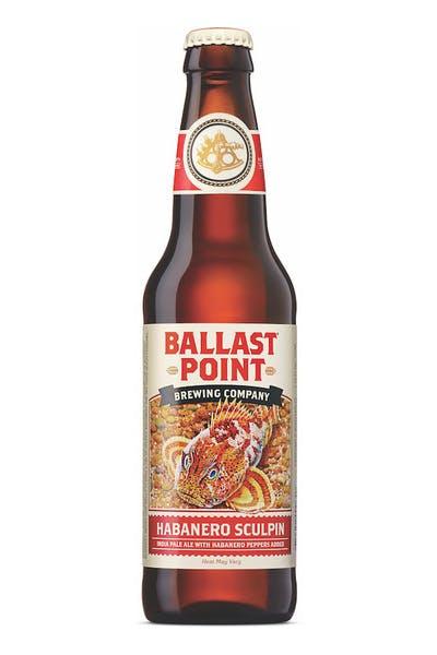 Ballast Point Habanero Sculpin IPA