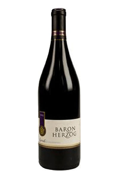 Baron Herzog Syrah