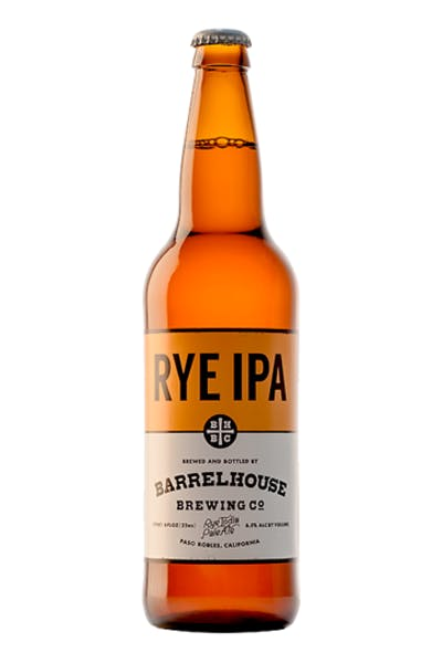 Barrelhouse Rye IPA