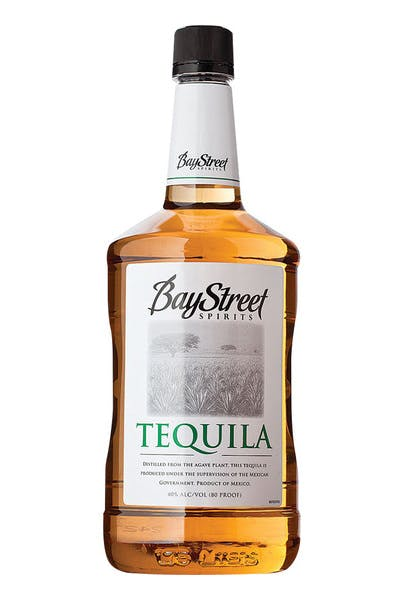 Bay Street Gold Tequila