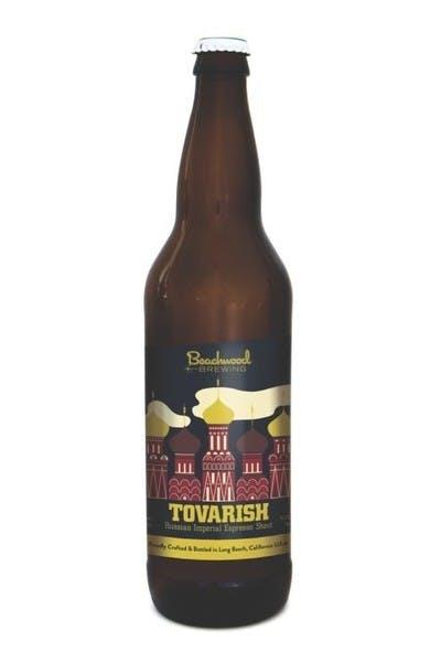 Beachwood Tovarish Imperial Espresso Stout