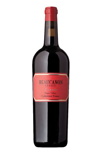 Beaucanon Estate Cabernet Franc Napa