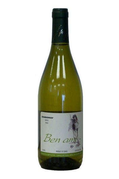 Ben Ami Chardonnay
