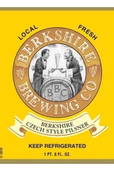 Berkshire Brewing Czech Pilsner