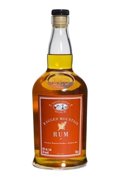 Berkshire Mountain Distillers Ragged Moutain Rum