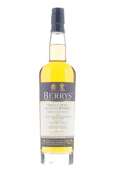 Berrys' Glen Garioch 23yr