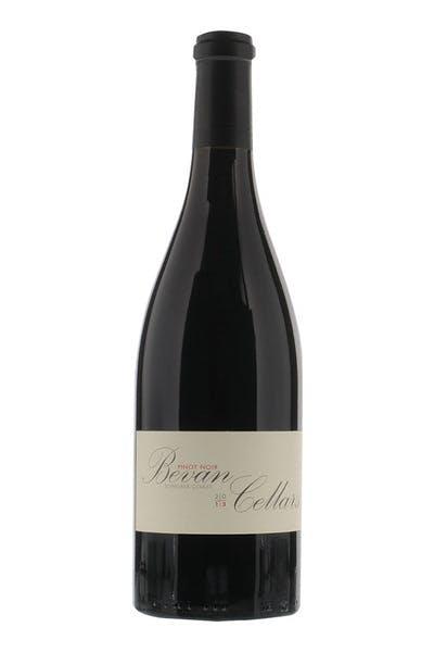 Bevan Pinot Noir Petaluma Gap Sonoma Coast