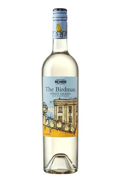Big House Pinot Grigio Birdman