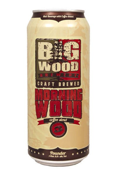 Big Wood Morning Wood Stout