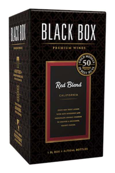 Black Box Red Blend Price & Reviews | Drizly