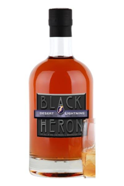 Black Heron Desert Lightning Corn Whiskey