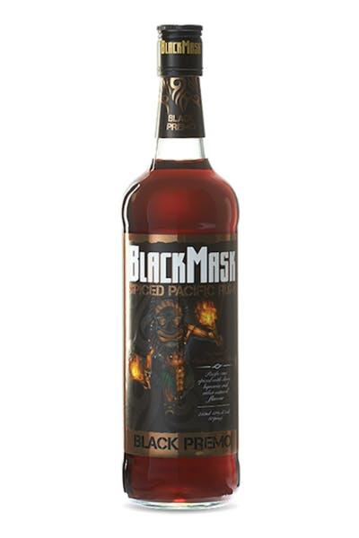 Black Mask Black Premo Rum