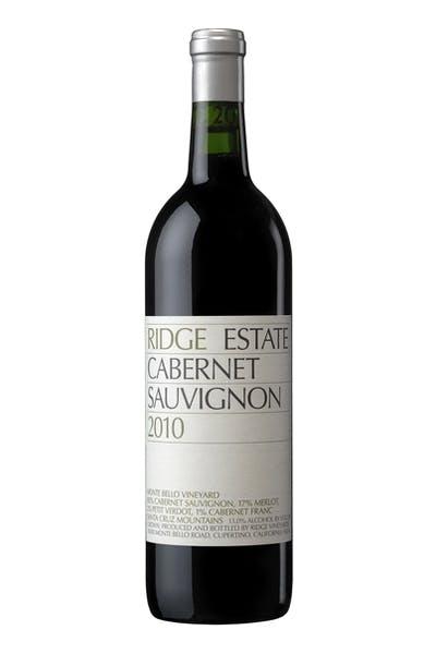 Black Ridge Vineyards Cabernet Sauvignon