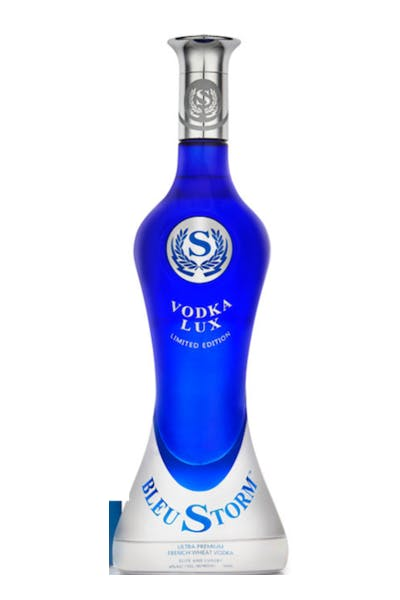 Bleu Storm Premium Wheat Vodka