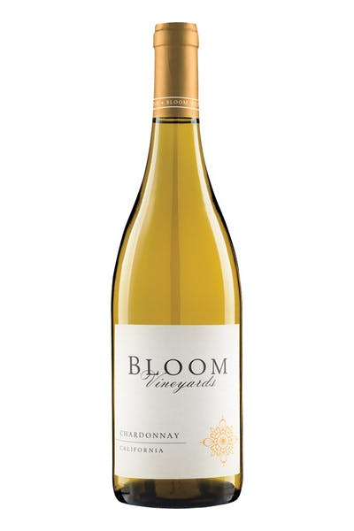 Bloom Vineyards Chardonnay California