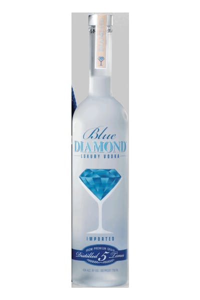 Blue Diamond Vodka