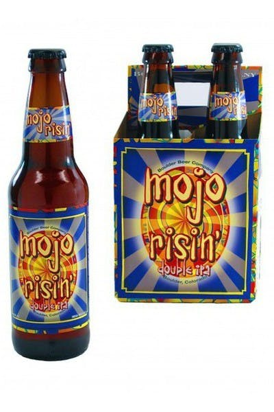 Boulder Beer Mojo Risin' Double IPA