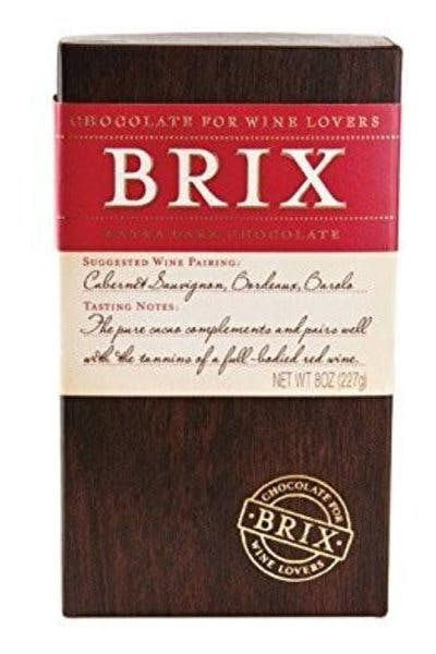Brix Extra Dark Chocolate Bar