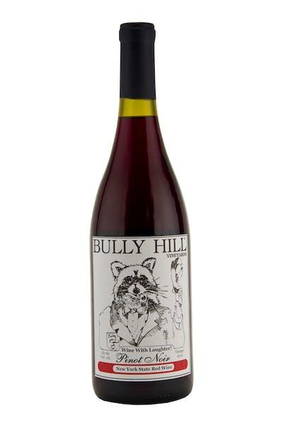 Bully Hill Pinot Noir
