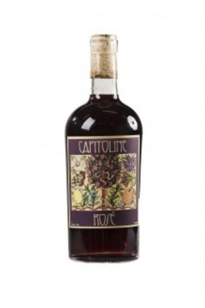 Capitoline Rose Cordial Vermouth