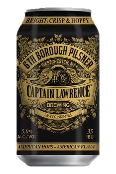 Captain Lawrence 6th Borough Pilsner