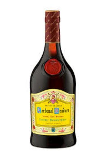 Cardenal Mendoza Solera Spanish Brandy