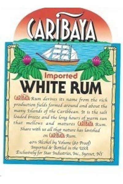 Caribaya White Rum