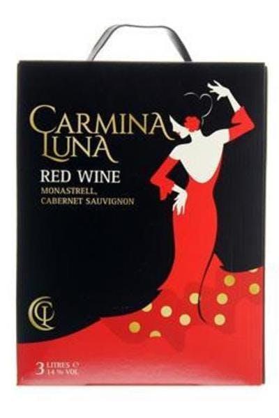 Carmina Luna Red Wine