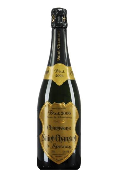 Champagne Saint Chamant Brut Cuvee de Chardonnay