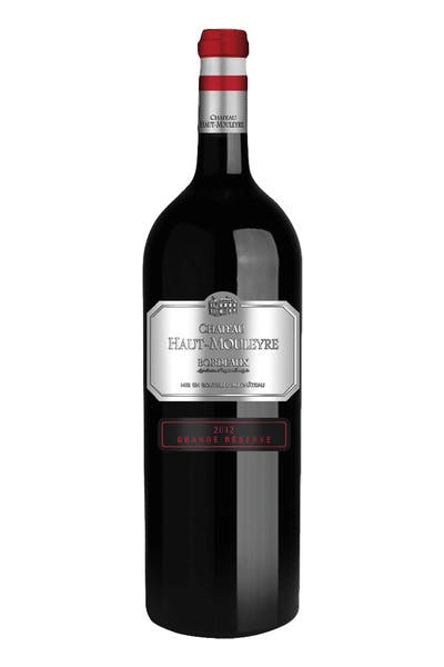 Chateau Haut Mouleyre Metallic Grand Reserve Red