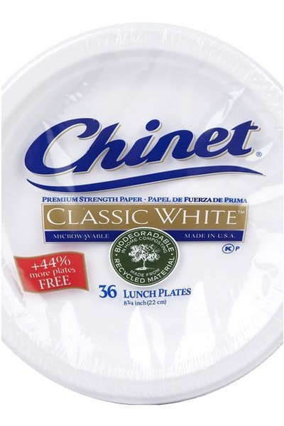 Chinet Medium Paper Plates  sc 1 st  Drizly & Chinet Medium Paper Plates Price \u0026 Reviews | Drizly