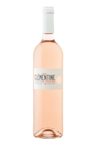 Coeur Clementine Provence Rose