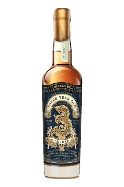 Compass Box Deluxe Scotch Whisky
