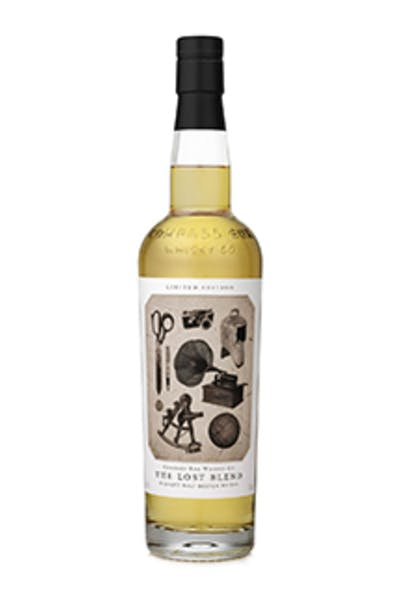 Compass Box Lost Blend