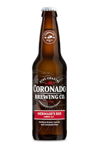 Coronado Mermaid Red