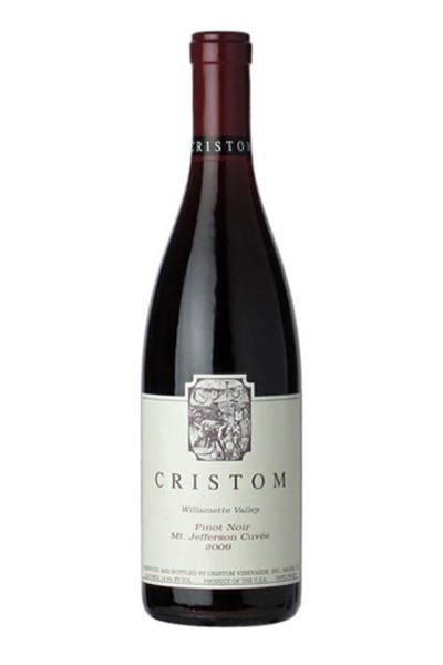 Cristom Mt Jefferson Cuvee Pinot Noir