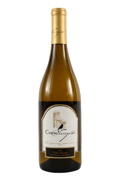 Crow Vineyard Vidal Blanc