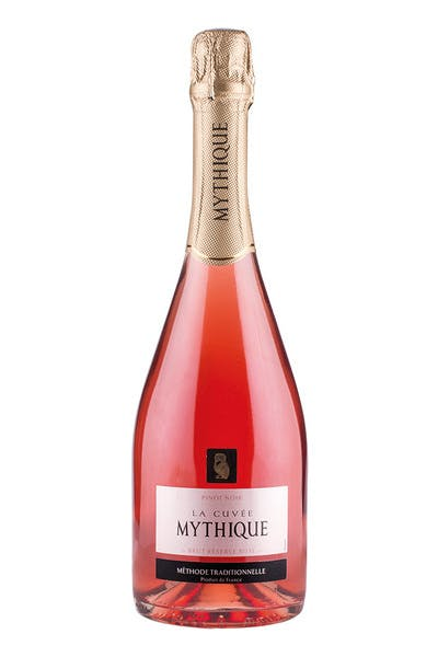 Cuvee Mythique Reserve Brut Rose Pinot Noir