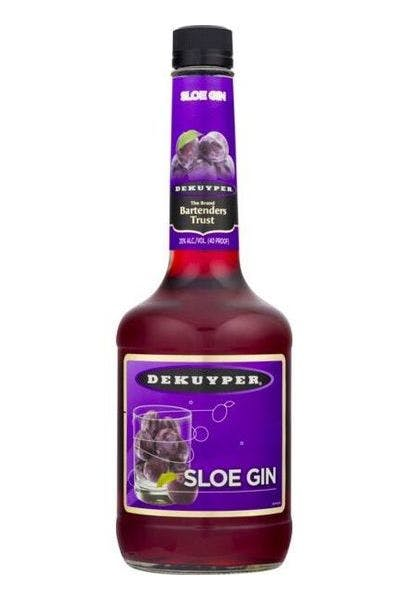 DeKuyper Sloe Gin
