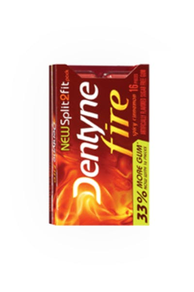 Dentyne Fire