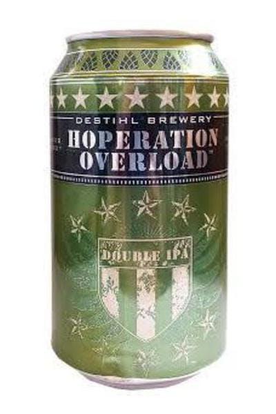Destihl Brewery Hoperation Overload